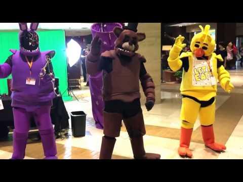 Танцы 2015 Танцующие Куклы-роботы Dance Show
