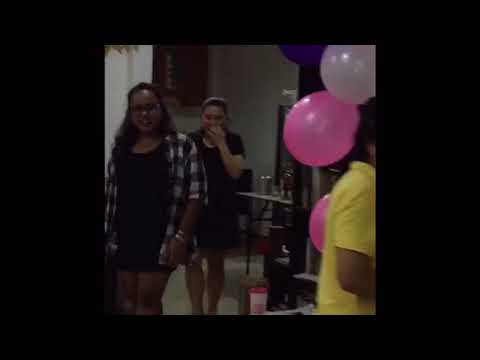 Yan-yan & Katherine Kristine (Malar) Turned 21 (vlog 001)