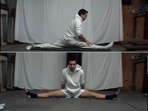 Splits Stretches For Beginners