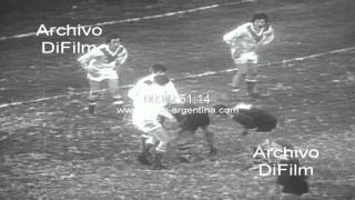 DiFilm - Great Britain vs Australia - Rugby International Match 1973