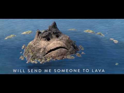 LAVA (Lyrics Video) - Russian Version