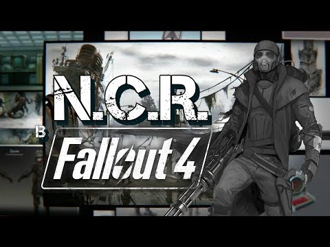 Положение НКР в момент Fallout 4
