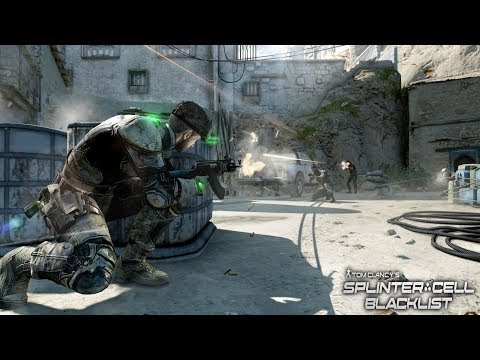 Splinter Cell Blacklist - Stealth Kills & Perfectionist Ghost Takedowns