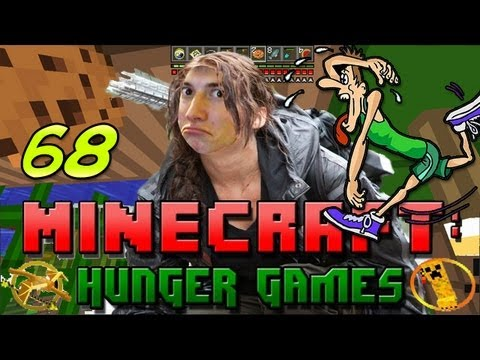 Minecraft: Hunger Games w/Mitch! Game 68 - Power of the Cookie!