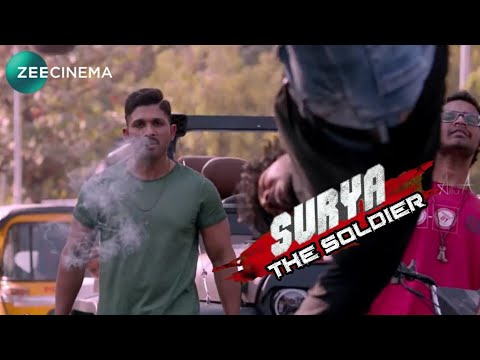 Surya The Soldier Hindi Dubbed Movie - Zee Cinema Promo Out