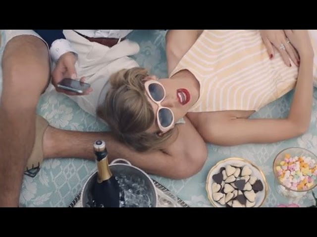 Taylor Swift's Blank Space video: Creppy? Let us explain