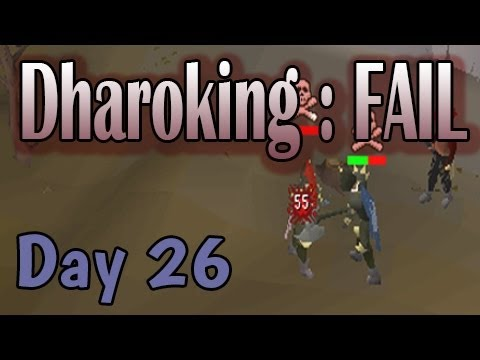 "So Wreck3d Pking Marathon Day #26 - ""Laughing at Oneself"" - Runescape 2007"