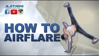 how to do a flare dance