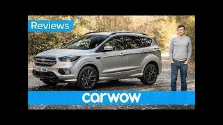 Ford Kuga 2018 SUV in-depth review | Mat Watson Reviews