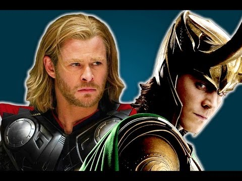 Thor 2 SPOOF! Deleted Scene: Loki's Prison Break!