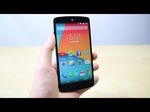 Review: Google Nexus 5 (Deutsch) | SwagTab