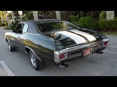 1970 Chevelle L78 RARE For Sale SS 396