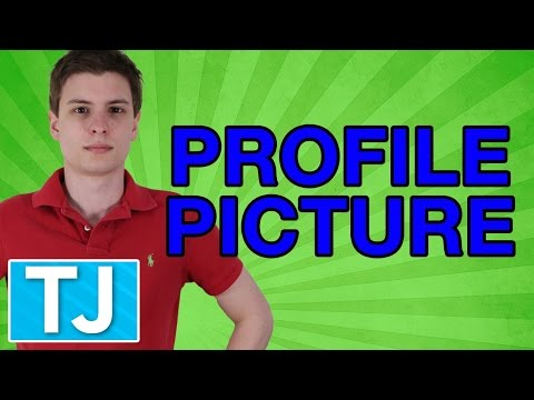 Profile Picture Tutorial