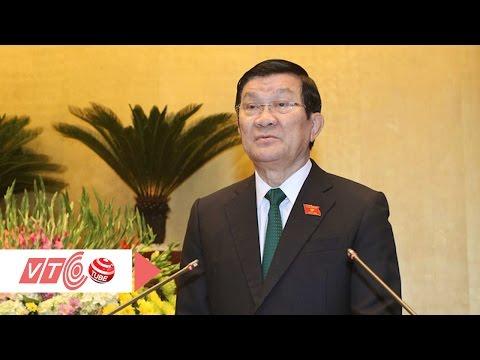 Miễn nhiệm Chủ tịch nước Trương Tấn Sang | VTC