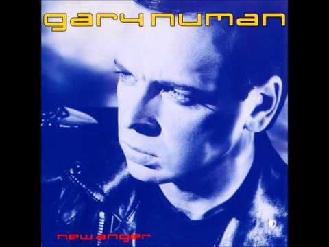 Gary Numan - Voix
