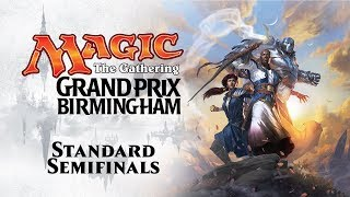 Grand Prix Birmingham 2018 (Standard) Semifinals