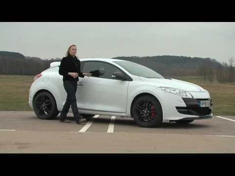 Fifth Gear Web TV - Megane Renaultsport 250 Cup