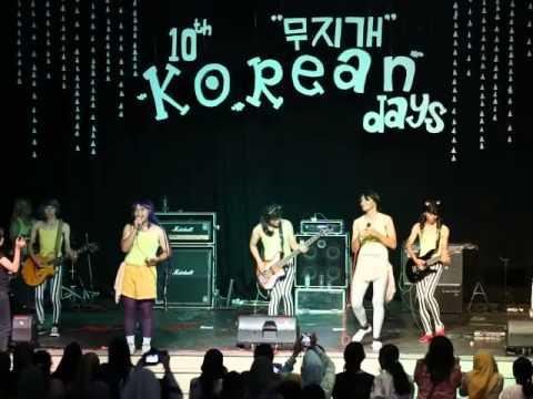 Sastro Moeni on 10th Korean Days 2014 - Part 1