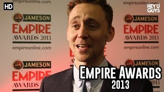 Tom Hiddleston Interview - Jameson Empire Awards 2013