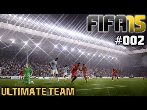 FIFA 15 ULTIMATE TEAM #002: Das zweite Saisonspiel «» Let's Play FIFA 15 FUT