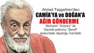 Ahmet Taşgetiren : Bunun adı Türkiye düşmanlığı