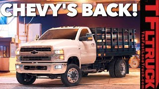 2019 Chevy Silverado Medium Duty: Everything You Ever Wanted to Know