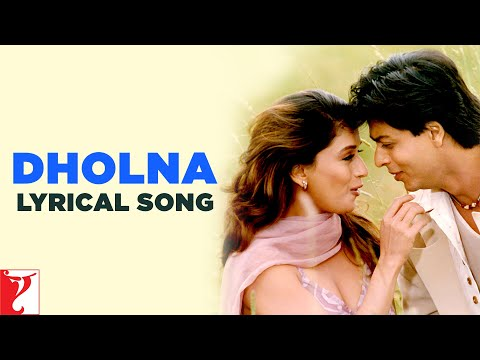 Lyrical: Dholna Song with Lyrics | Dil To Pagal Hai | Shah Rukh Khan | Madhuri Dixit | Anand Bakshi
