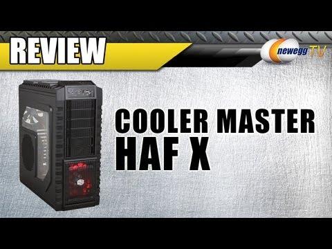 Newegg Review: Cooler Master HAF X Computer Case (Part 3)