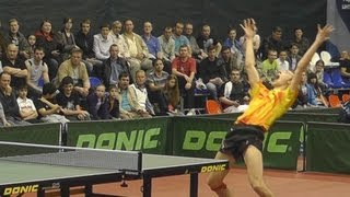 Alexey SMIRNOV vs Alexander SHIBAEV FINAL 3of3 Games Russian Premier League Playoff Table Tennis