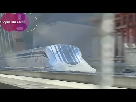World's fastest train: Japan's maglev train breaks world record | Tech News