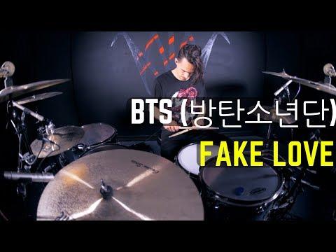 BTS (방탄소년단) - Fake Love | Matt McGuire Drum Cover