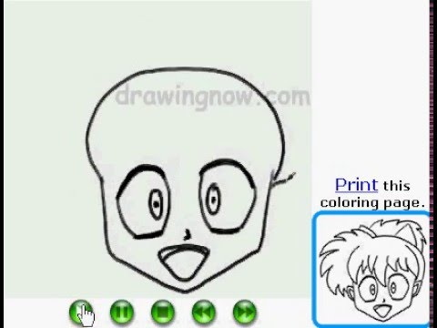 Online free how to draw manga