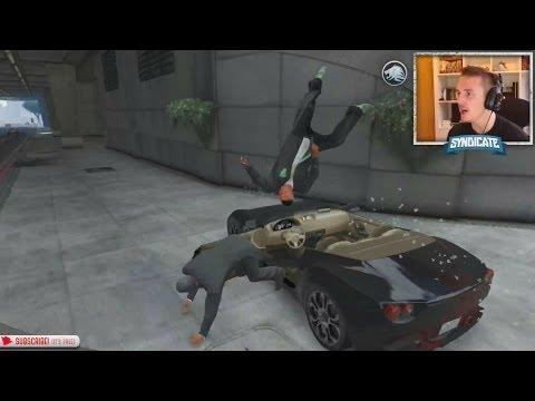 BATMAN IN GTA! - Grand Theft Auto 5