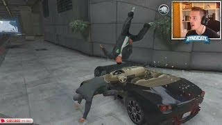 BATMAN IN GTA! - Grand Theft Auto 5