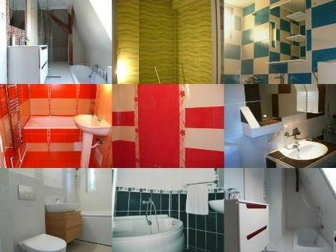 Amenajari interioare baie imagini modele bai youtube for Amenajari bai
