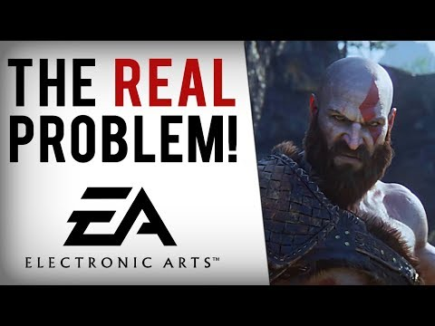 God of War is Proof Xbox & EA WRONG About Single-Player Games!