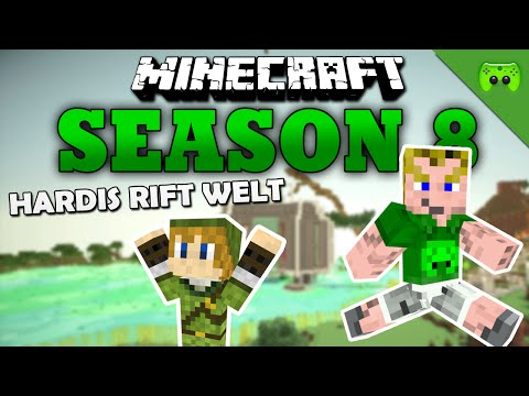 HARDIS RIFT WELT «» Minecraft Season 8 # 183 HD