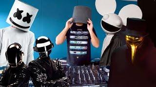 Why DJs wear Masks?