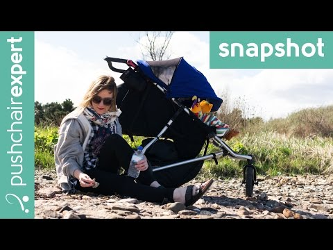 Mountain Buggy +One 2015 Review - Snapshot