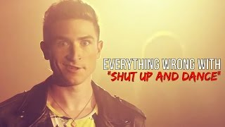 "Everything Wrong With Walk the Moon - ""Shut Up and Dance"""
