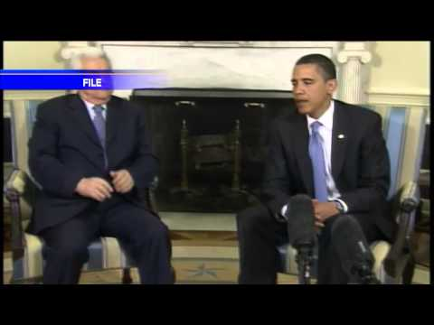 P.A. President Abbas, Obama Meet Monday