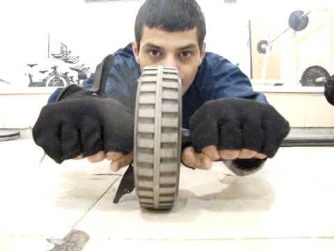 Ramiro 182 en el gym rutina d abdominales 2 youtube for Gimnasio narvaez