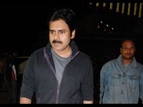 Power Star Pawan Kalyan At Kona Venkat's...