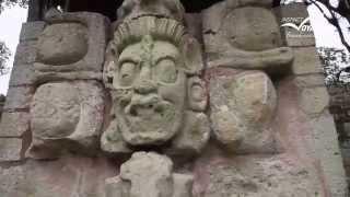 Copán, ruines mayas