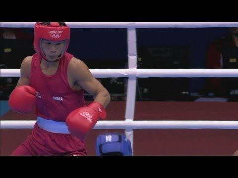 Men's Boxing Light Fly 49kg - India v Honduras | London 2012 Olympics