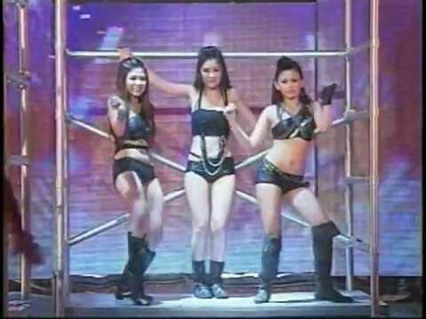 EBB Molly, Ann, Saida - Dirty Dancer