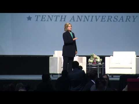 Hillary Clinton speaks about current law enforcement issues