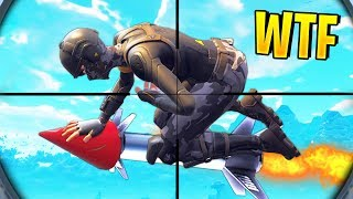Fortnite WTF Moments | Fortnite Best Stream Moments #72 (Battle Royale)