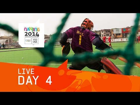 Day 4 Live | Nanjing 2014 Youth Olympic Games