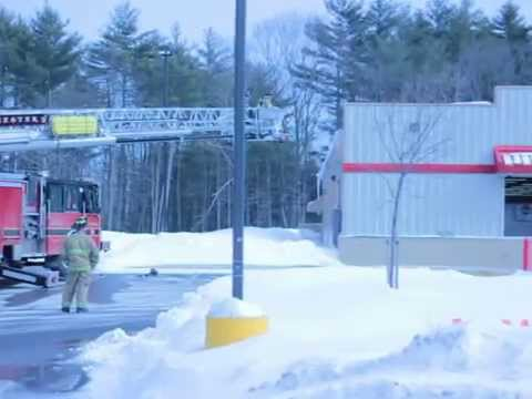 Gas Leak  Family Dollar Store Milton Road in Rochester NH